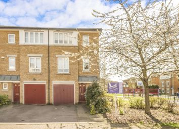 Thumbnail 3 bed town house to rent in Kathie Road, Bedford