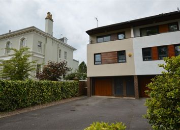 Thumbnail 4 bed end terrace house for sale in Albert Road, Pittville, Cheltenham