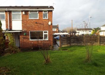 Thumbnail 3 bedroom mews house to rent in Lingard Close, Audenshaw, Manchester