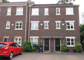 Thumbnail 3 bedroom town house for sale in Meadow Hill Drive, Wordsley, Stourbridge