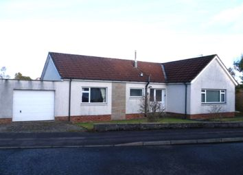 Thumbnail 3 bed bungalow for sale in Orchil Crescent, Auchterarder