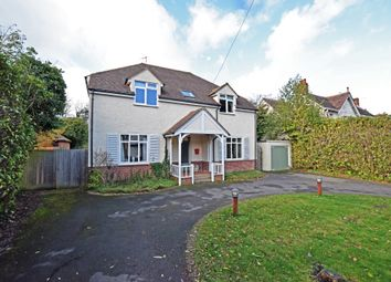 Thumbnail 4 bed detached house for sale in Chestnut Grove, Fleet