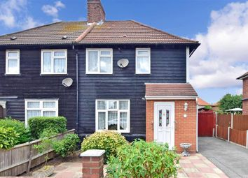 Walnut Tree Road, Dagenham, Essex RM8. 2 bed semi-detached house