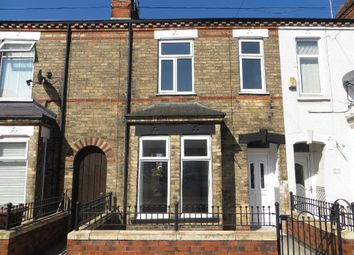 Thumbnail 3 bed terraced house for sale in Alliance Avenue, Hull