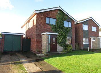 Thumbnail 3 bed detached bungalow for sale in Lewis Close, Ashill, Thetford