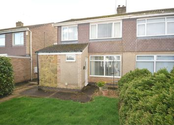 Thumbnail 3 bed semi-detached house for sale in Northampton Road, Roade, Northampton