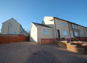 Thumbnail 3 bedroom terraced house for sale in Fairview Drive, Kirkfieldbank, Lanark