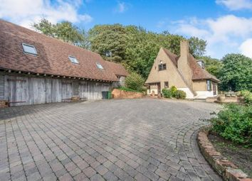 Thumbnail 4 bed detached house for sale in Detling Hill, Detling, Maidstone, Kent