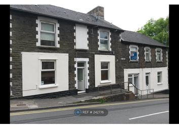 Thumbnail 2 bedroom flat to rent in High Street, Llanhilleth