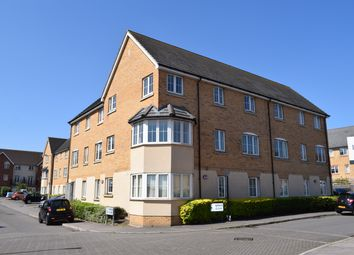 Thumbnail 2 bed flat for sale in Genas Close, Barkingside, Clayhall, Essex