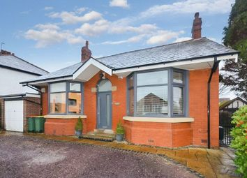 Thumbnail 3 bed detached bungalow for sale in 196 Black Bull Lane, Preston