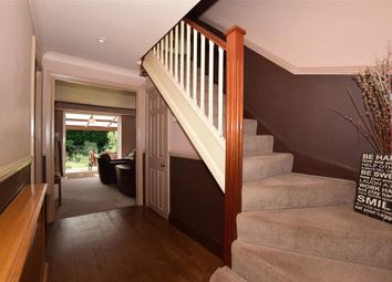 Thumbnail 4 bed detached house for sale in The Rise, Tadworth, Surrey