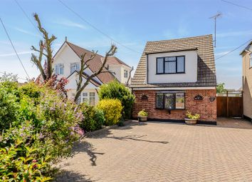 Thumbnail 3 bed detached house for sale in Kents Hill Road, Benfleet