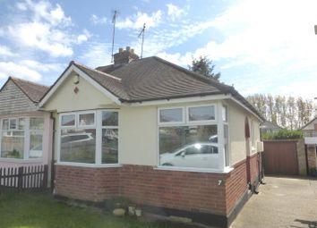 Thumbnail 2 bedroom semi-detached bungalow for sale in Sandhills Close, Kingsthorpe, Northampton