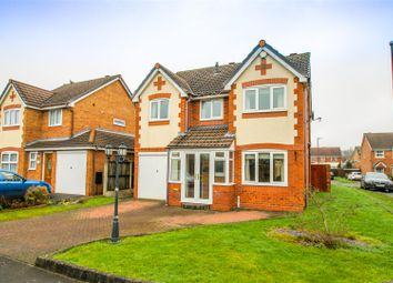 Thumbnail 3 bedroom detached house for sale in Allerdale Road, Clayhanger, Walsall