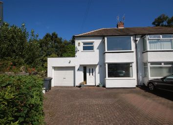 3 bed semi-detached house for sale in Whitecroft Road, West Moor, Newcastle Upon Tyne NE12