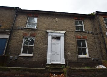 Thumbnail 3 bed terraced house to rent in Mersea Road, Colchester
