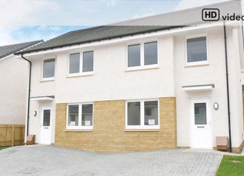Thumbnail 3 bed semi-detached house for sale in Dunmoss View, Coalsnaughton, Tillicoultry