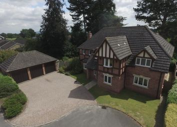 Thumbnail 5 bed detached house for sale in Mayfield Gardens, Shrewsbury
