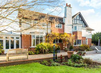 Thumbnail 5 bed detached house for sale in Ottways Lane, Ashtead, Surrey