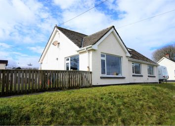 Thumbnail 4 bed detached bungalow for sale in Begelly, Kilgetty