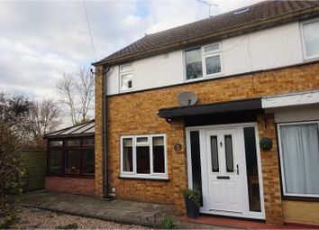Thumbnail 3 bed end terrace house for sale in Queens Road, Epping