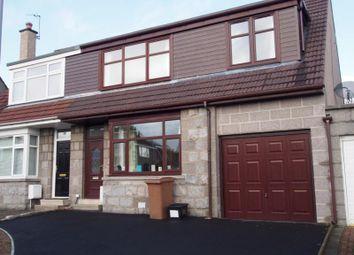 Thumbnail 3 bed semi-detached house to rent in Craigiebuckler Terrace, Aberdeen