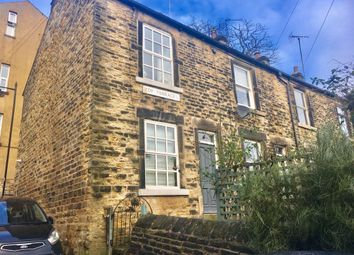 Thumbnail 2 bed cottage to rent in Top Terrace, Broomhill, Sheffield