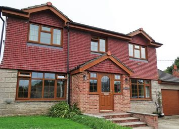 Thumbnail 5 bedroom detached house for sale in Main Road, Porchfield, Newport