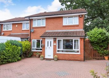Thumbnail 3 bedroom semi-detached house for sale in Suffolk Drive, Wilmslow, Cheshire, .