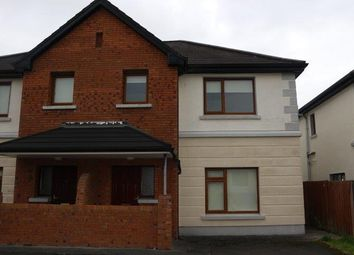 Thumbnail 3 bed semi-detached house for sale in 34 Acha Bhile, Lahinch Road, Ennis, Clare