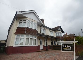 Thumbnail 5 bed semi-detached house to rent in Wilton Road, Upper Shirley, Southampton