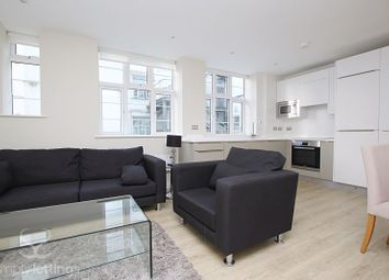 Thumbnail 1 bed flat to rent in Western Road, Brighton
