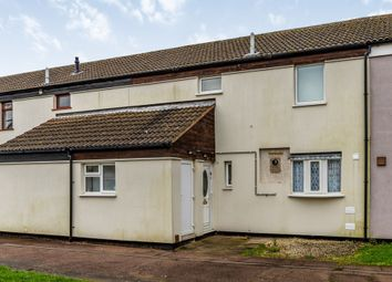 Thumbnail 3 bed terraced house for sale in Cathwaite, Paston, Peterborough