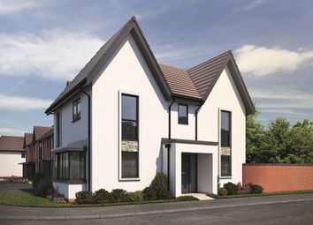 """Thumbnail 4 bed property for sale in """"The Aylesbury II"""" at Welton Lane, Daventry"""