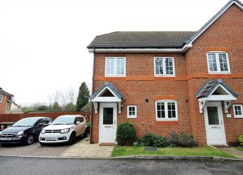 Thumbnail Property for sale in The Copse, North Bushey WD23.