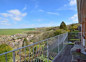 Thumbnail 4 bed detached house to rent in Coombe Rise, Saltdean, Brighton