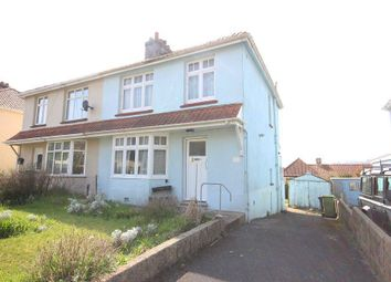 Thumbnail 3 bedroom semi-detached house for sale in Silverwood Avenue, Newton Abbot