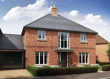 """Thumbnail 4 bed detached house for sale in """"The Fulford"""" at Crow Lane, Crow, Ringwood"""