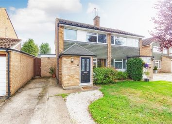 Thumbnail 3 bed semi-detached house for sale in Hag Hill Rise, Taplow, Maidenhead, Buckinghamshire