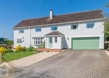 Thumbnail 6 bed detached house for sale in Uffcott, Broad Hinton, Wiltshire