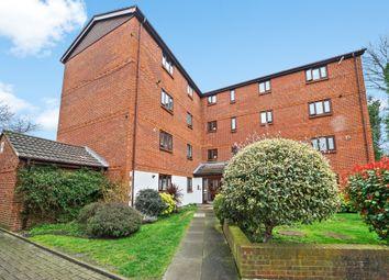 Thumbnail 2 bed flat for sale in Burnham Gardens, Croydon, Surrey