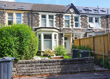 Thumbnail 3 bed terraced house for sale in Richmond Road, Cathays, Cardiff