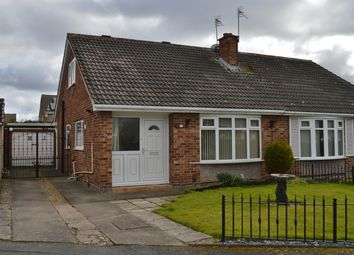 Thumbnail 2 bed semi-detached bungalow for sale in Norton Drive, Bishopsgarth, Stockton-On-Tees