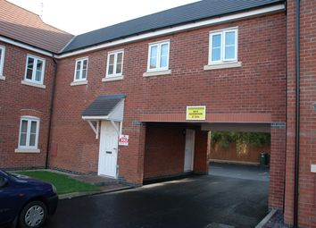 Thumbnail 2 bed flat to rent in Granary Close, Spilsby, Lincolnshire