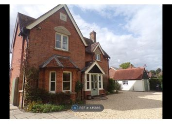 Thumbnail 3 bed detached house to rent in Newbury Road, Great Shefford, Hungerford