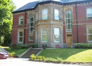 Thumbnail 2 bed flat to rent in Clevelands School, Clevelands Drive, Heaton, Bolton