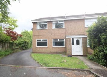Thumbnail 1 bed flat to rent in Barnfield Drive, Boothstown, Manchester