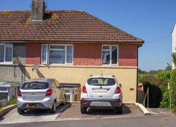 Thumbnail 1 bed flat for sale in Trevithick Road, Kings Tamerton