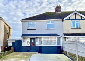 Thumbnail 3 bed terraced house for sale in Queens Crescent, Eastbourne